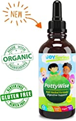 Liquid Stool Softener for Kids - Organic Stool Softener and Liquid Laxative for Kids - Gentle Constipation Relief for Kids 30 mL (1 oz.)