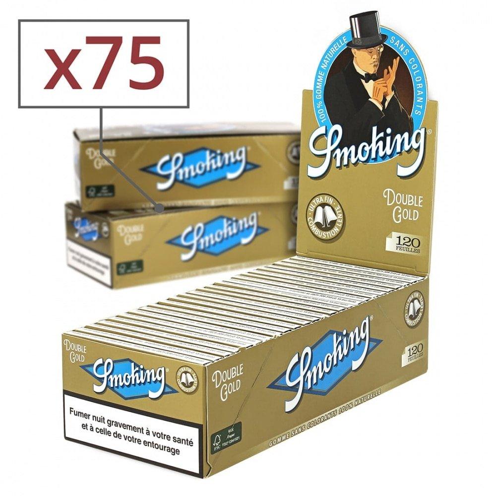 Cartine fumatori Oro x25 Regular PACK 3