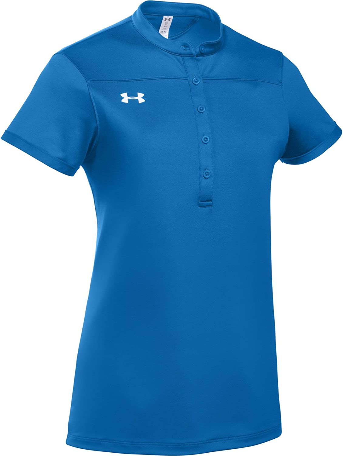 Under Armour Womens Team Drape Polo Shirt