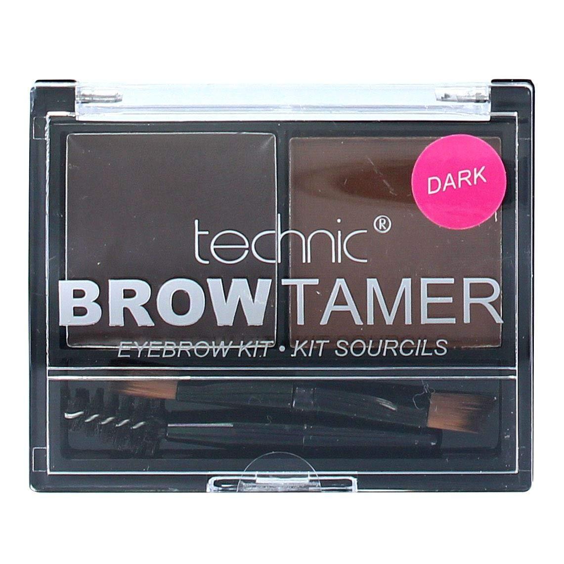 Technic Brow Tamer Eyebrow Shaping Kit-Dark by Technic