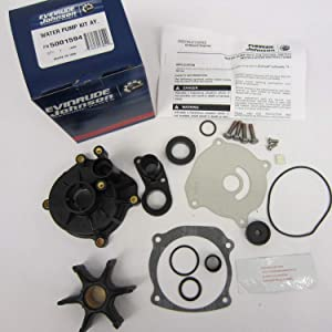 Johnson Evinrude Water Pump Kit 1979-1997 V4/V6