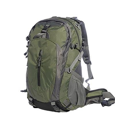 Sac à Dos De Randonnée De Grande Capacité 36-55L Imperméable Et Durable Sacs De Camping Et De Randonnée En Plein Air
