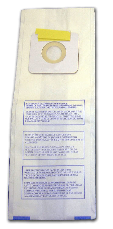 EnviroCare Replacement Vacuum bags for Panasonic Types U, U-3, U-6-9 Pack MC-V145M MC-115P