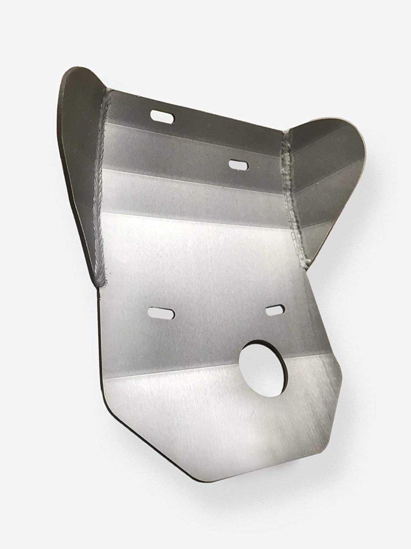 1999-2000 Suzuki RM250 Aluminum Skid Plate By Ricochet 445