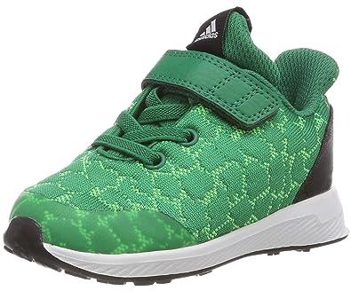 reputable site aba78 477f1 ... order adidas unisex babies rapidarun avengers i gymnastics shoes d2664  c4ea2