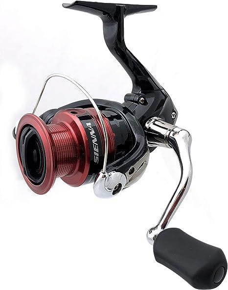 Shimano Sienna 4000 FG Spinning Fishing Reel: Amazon.es: Deportes ...