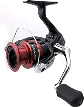 SHIMANO Sienna Spinning Fishing Reel: Amazon.es: Deportes y aire libre