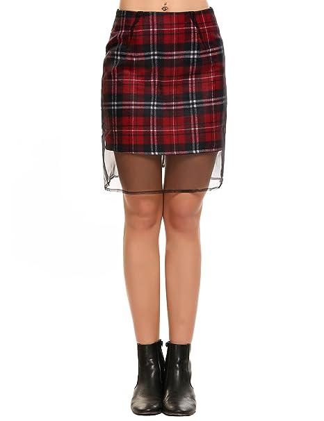 8392fee49 Zeagoo Pencil Skirt Office Wear Women at Amazon Women's Clothing store: