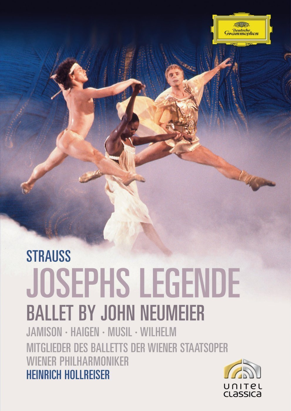 DVD : Heinrich Hollreiser - Josephs Legende (Subtitled)