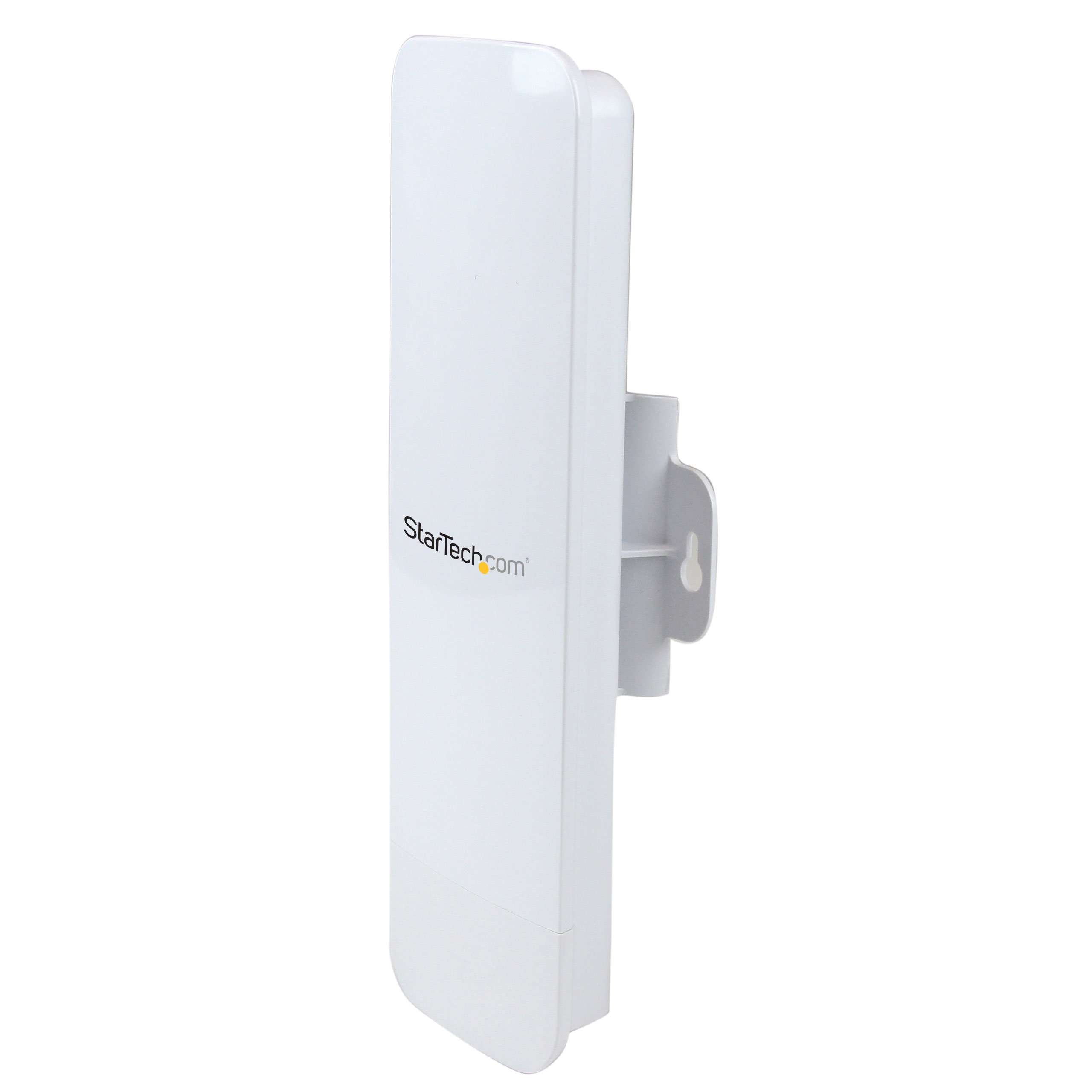Outdoor 300 Mbps 2T2R Wireless-N Access Point - 5GHz 802.11a/n WiFi AP - Pole/Wall-Mountable Long-Range PoE-Powered AP