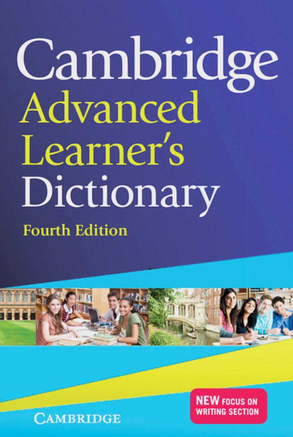 Cambridge Advanced Learner's Dictionary Fourth edition: Hardback Gebundenes Buch – 5. August 2013 Colin McLntosh Klett Sprachen 3125401534 Fremdsprachige Wörterbücher