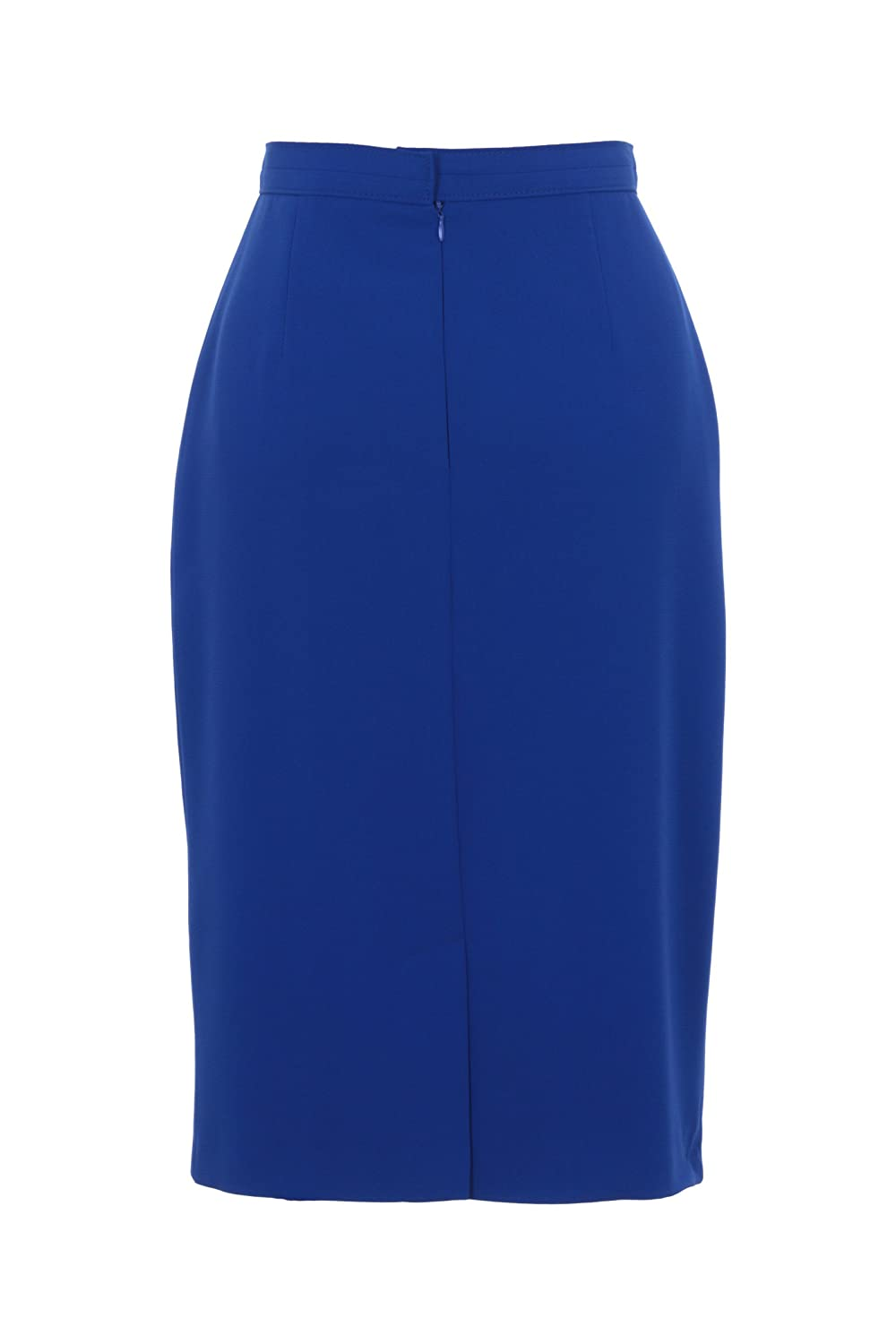 big selection amazing selection exclusive range Busy Clothing Women Pencil Skirt Royal Blue