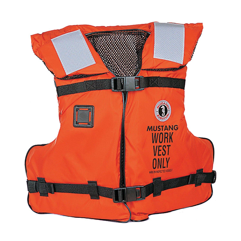 【日本限定モデル】 Mustang Work Vest with Solas Solas Tape by Mustang with Survival Mustang B00LAH2YAG, ベビーキッズ雑貨 ミルティ:f180b0ed --- a0267596.xsph.ru