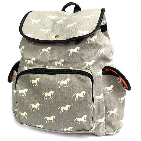 tbp-08 – Traveller Mochilas – 3 bolsillo caballos