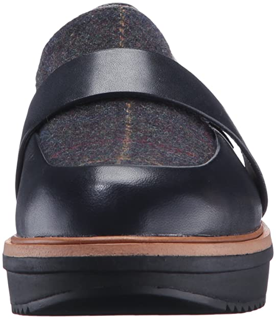 083d0f5cb87 Clarks Women s Teadale Elsa Penny Loafers Blue  Amazon.ca  Shoes   Handbags