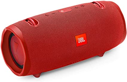 Red JBL Xtreme 2 Portable Bluetooth Waterproof Speaker