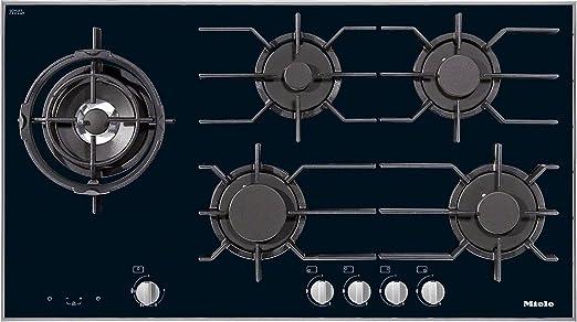 Miele KM 3054-1 G - Cocina de gas (vitrocerámica, 90 cm ...