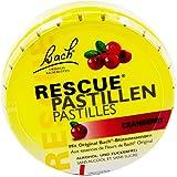 Bach Original Rescue Pastillen Cranberry Lutschpastillen, 50 g