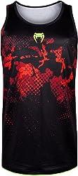 Venum Men's Atmo Tank Top Shirt Red Camo
