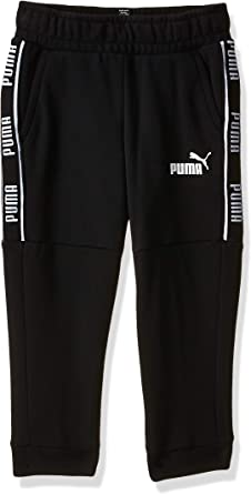 PUMA Amplified Sweat Pants FL Cl B - Chándal Niños: Amazon.es ...