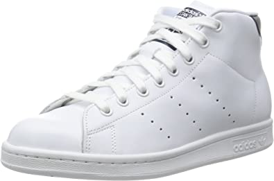 adidas originals stan smith mid trainers