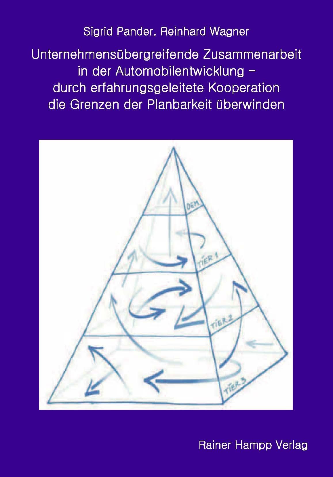 Unternehmensübergreifende Zusammenarbeit in der Automobilentwicklung: durch erfahrungsgeleitete Kooperation die Grenzen der Planbarkeit überwinden
