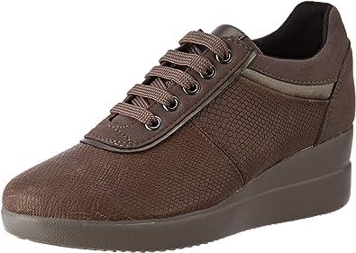 Nota Barrio Recomendado  Geox D Stardust A, Zapatos de Gimnasia Mujer: Amazon.es: Zapatos y  complementos