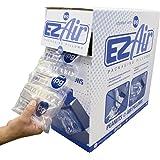 "Intertape AP150 EZ-Air Pre Inflated Packaging Air Pillows, 8"" x 4"" (Pack of 150)"