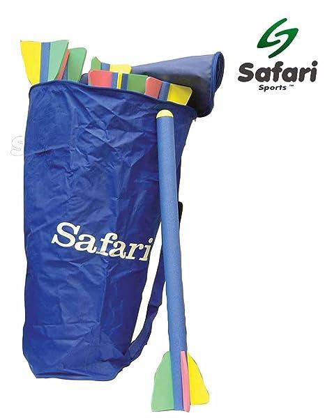 Safari espuma y Turbo jabalina bolsa