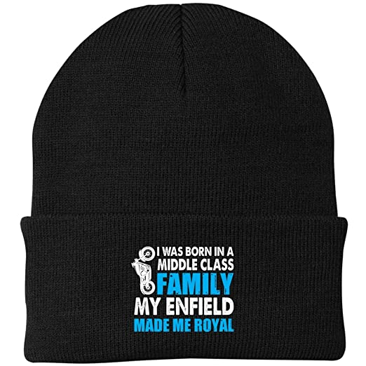 cf503ffd92a My Enfield Made Me Royal Hat