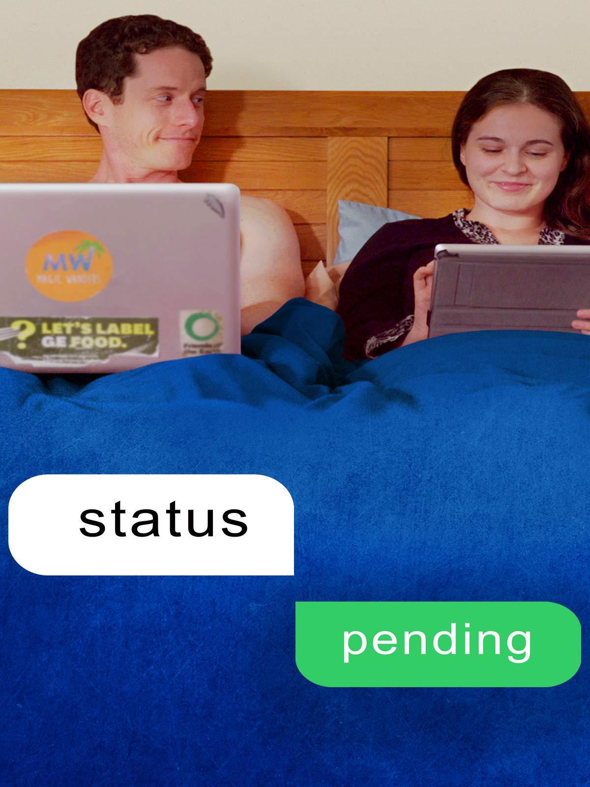 Status Pending on Amazon Prime Video UK