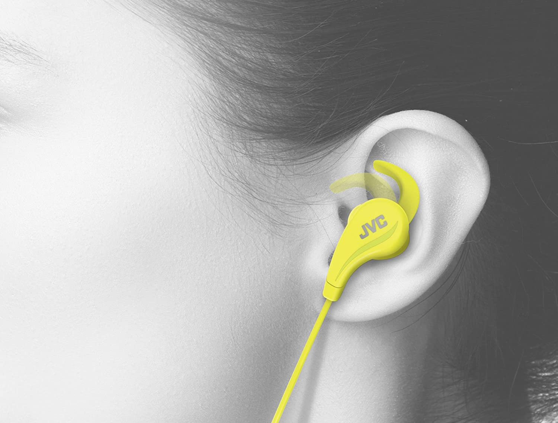 JVC HA-ET50BT - Auriculares (Inalámbrico, Dentro de oído, Binaural, Intraaural, 20-20000 Hz, Negro): Jvc: Amazon.es: Electrónica