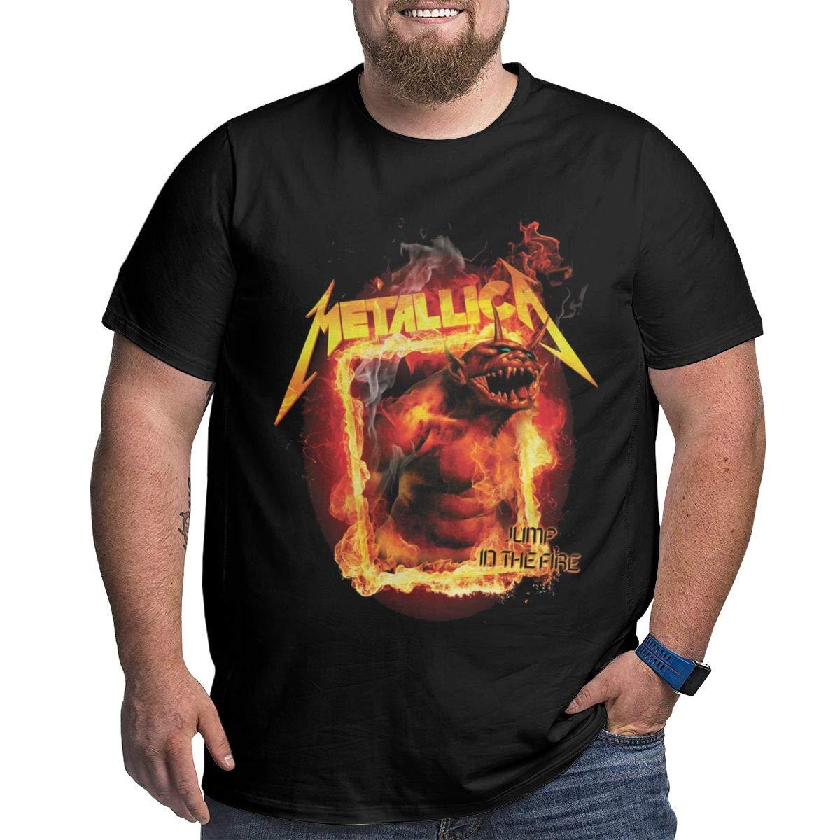 Llskaklvva Metallica Big T Shirt 1308