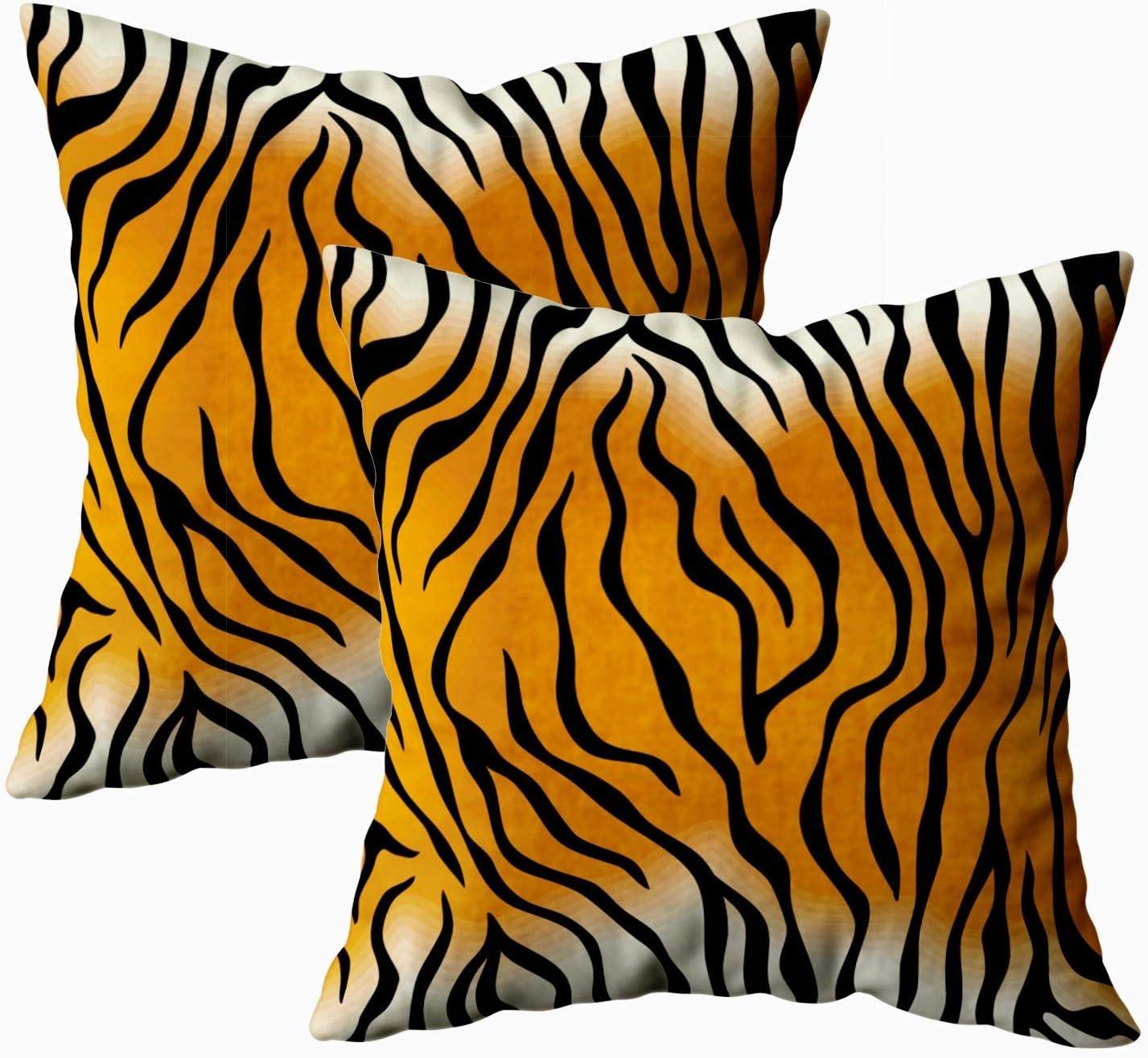 ghdonat.com TOMWISH Throw Pillows,Hidden Zippered Pillowcase ...