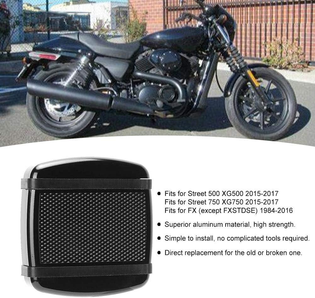 Bremspedalauflage Aluminium Rutschfeste Motorradbremse Fu/ßrasten Das Kupplungspedal ist mit dem Street 500 XG500 kompatibel