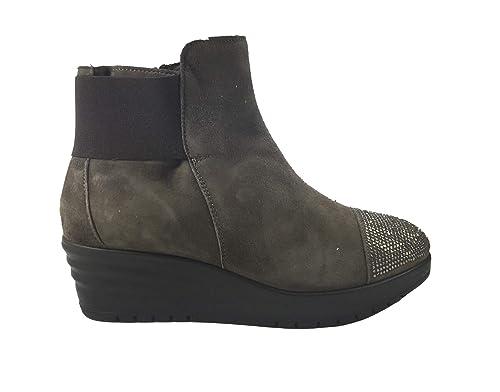 Ante Zapatos Imac es Amazon Botas Para Mujer Y Complementos De OqRq4gA