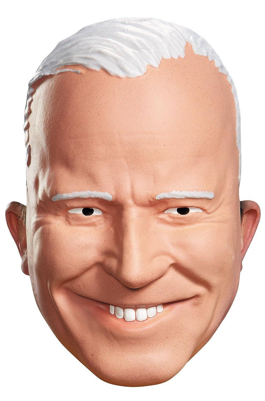 Joe Biden Adult Half Mask