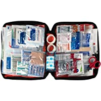 First Aid Only Outdoor First Aid Kit Soft Case 205-Piece Kit