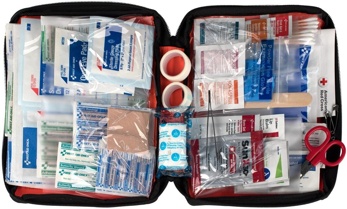 First Aid Kit Basic Care 54 Pieces