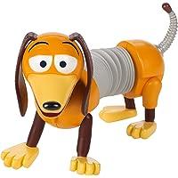 Mattel GGX37 - Toy Story 4 hond Slinky figuur, 17 cm speelgoed actiefiguur vanaf 3 jaar