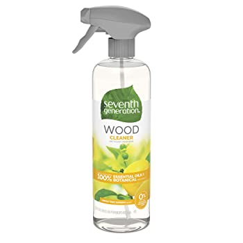 Seventh Generation Lemon Scent Wood Cleaner