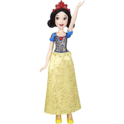 Disney Princess Royal Shimmer Snow White: Toys & Games