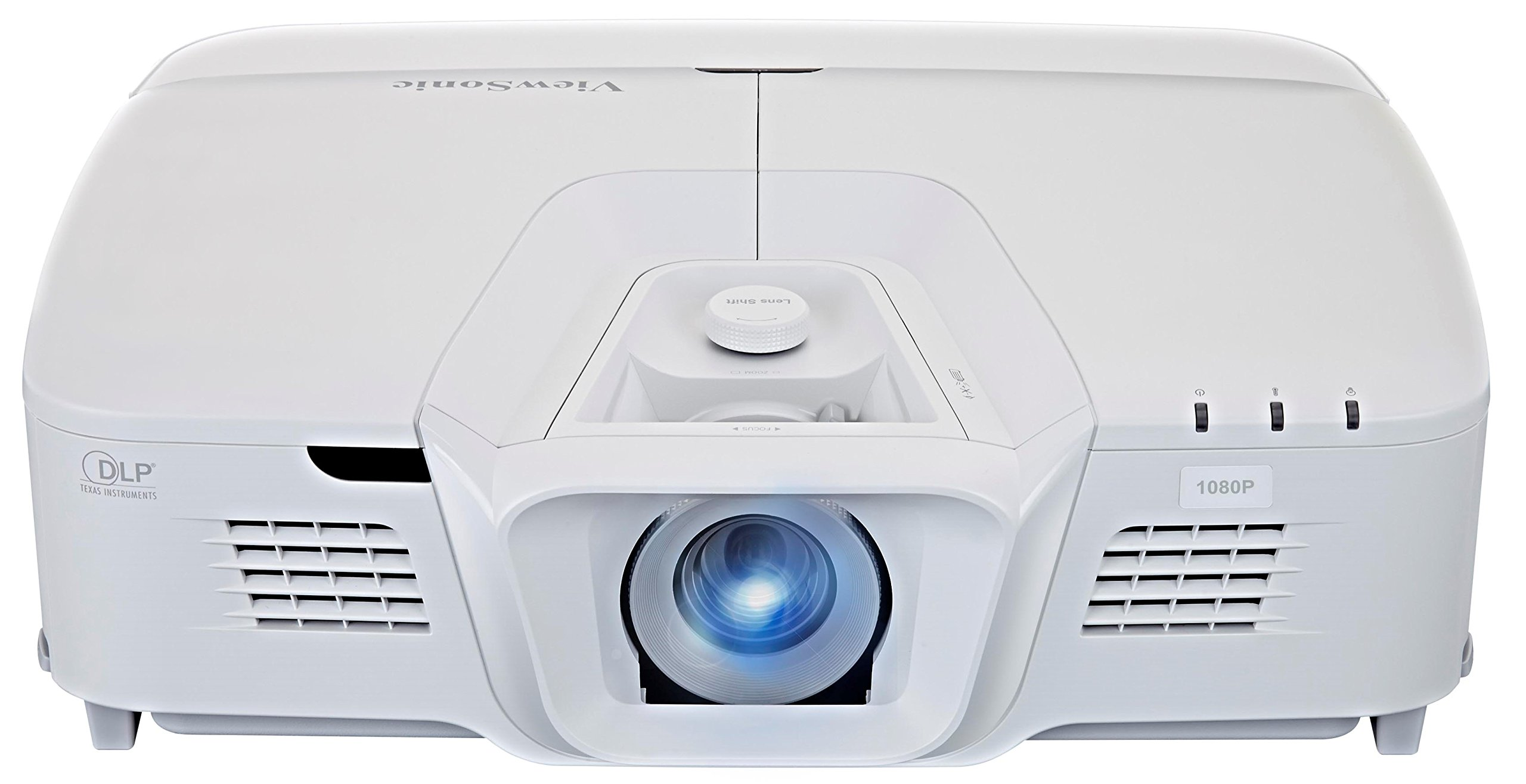 ViewSonic PRO8530HDL 5200 Lumens 1080p HDMI Lens Shift Projector