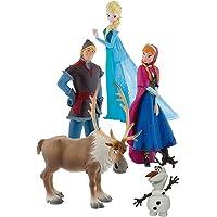 Frozen - Bumper Pack, set con 5 figuras