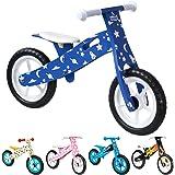 boppi® Kids Wooden Balance Bike - 2, 3, 4, and 5 years