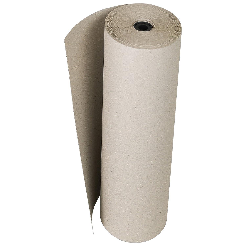 1 Rolle Schrenzpapier mit 100 cm Breit 200 lfm ca 20 KG 100 g/m² Ideales Packpapier KKVerpackungen