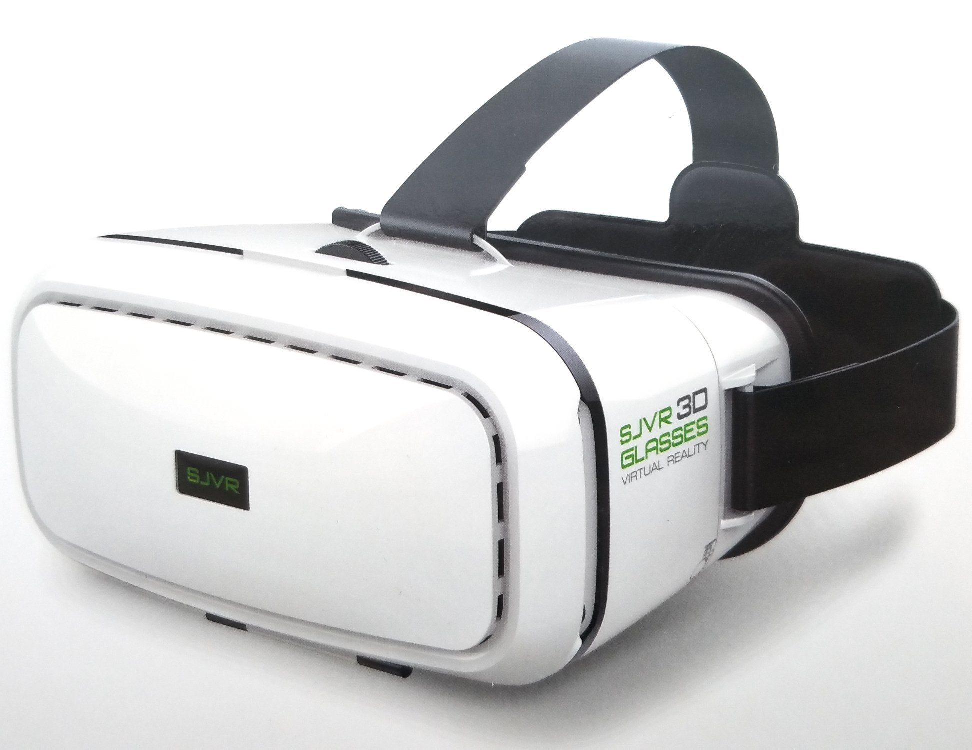 Haktoys HAK900-VR Virtual Reality Headset 3D Viewer for 360-Degree Movies and Games, Compatible with VR Capable RC Drones/Quadcopters and for iPhones X/7/6S/6/5, Samsung, Google & Android Smartphones