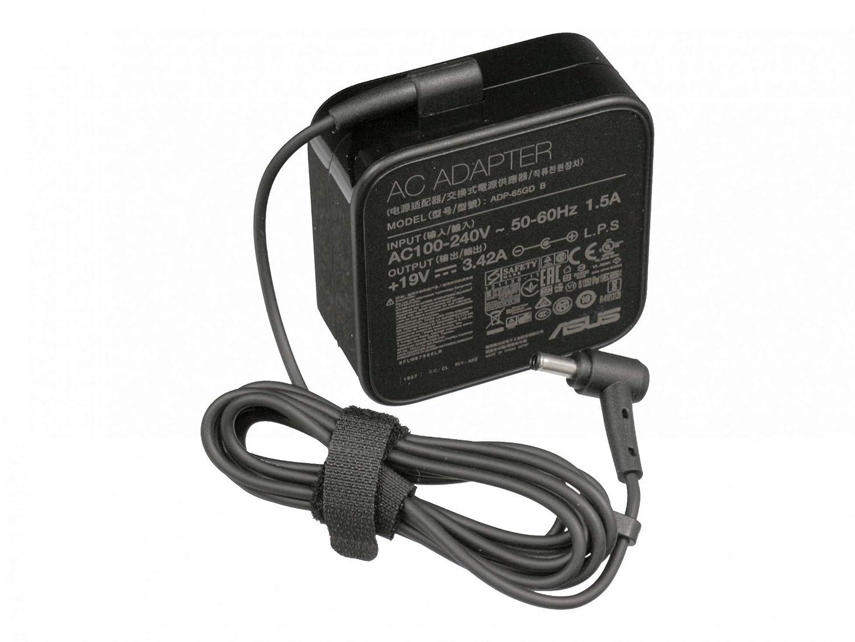 ASUS Cargador 65 vatiosdelgado Original para P452LJ la série P452LJ para a4a8b3
