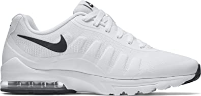 low priced b2475 3093e Nike Air Max Invigor, Chaussures de Running Compétition homme, Blanc  (White Black