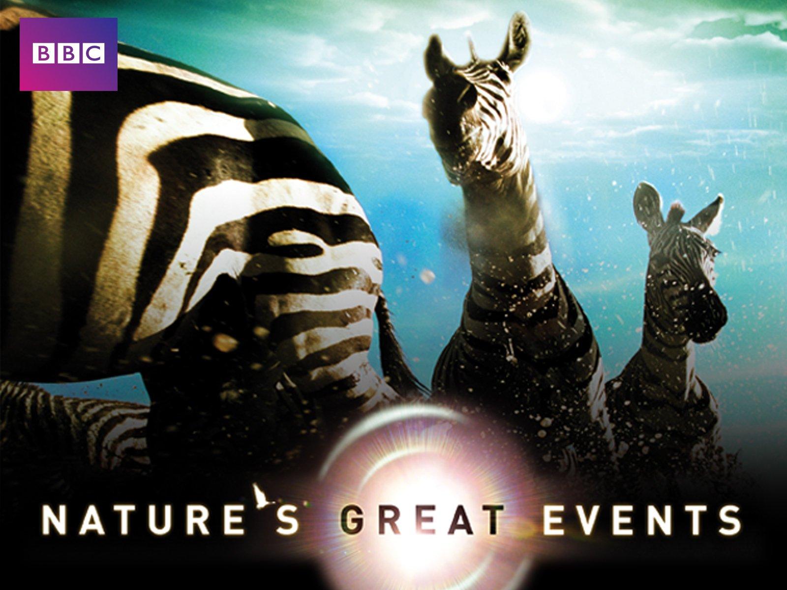 رخدادهای بزرگ طبیعت (مستند)
